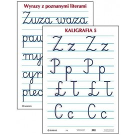 Plansza - Kaligrafia 5