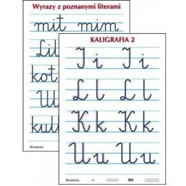 Plansza - Kaligrafia 2