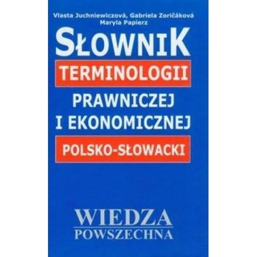 Słownik terminologii praw. ek. pol.-słow.