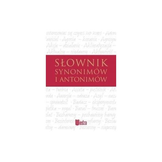 Słownik synonimów i antonimów TW