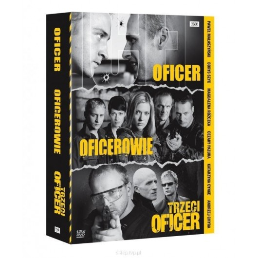 Oficer + Oficerowie + Trzeci oficer - BOX
