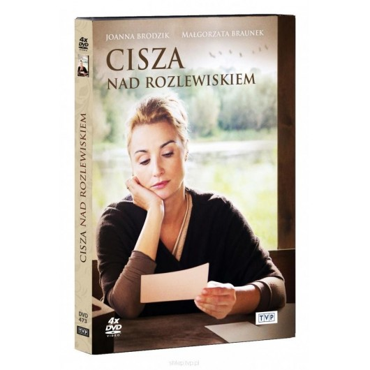 Cisza nad rozlewiskiem (4 DVD)
