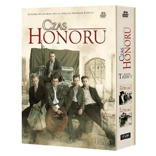Czas honoru - Sezon 3