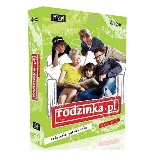 Rodzinka.pl - Sezon 2 (4 DVD)