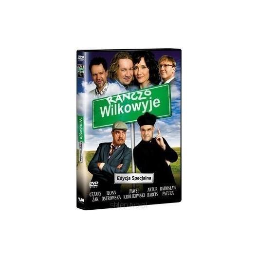 Ranczo Wilkowyje DVD