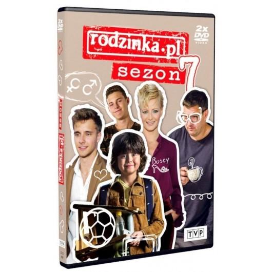 Rodzinka.pl - Sezon 7 (2 DVD)
