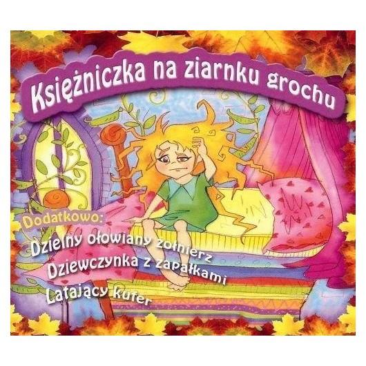 Księżniczka na ziarnku grochu...CD