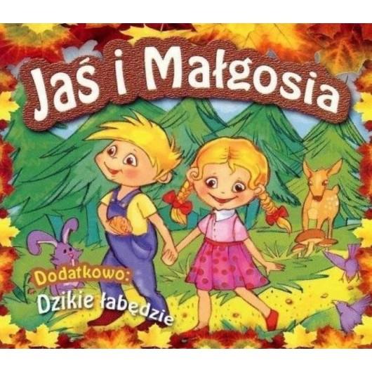 Jaś I Małgosia / Dzikie Łabędzie CD