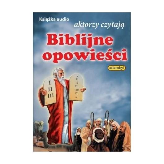 Biblijne opowieści - książka Audio