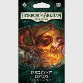 Horror w Arkham LCG: Essex County Express GALAKTA