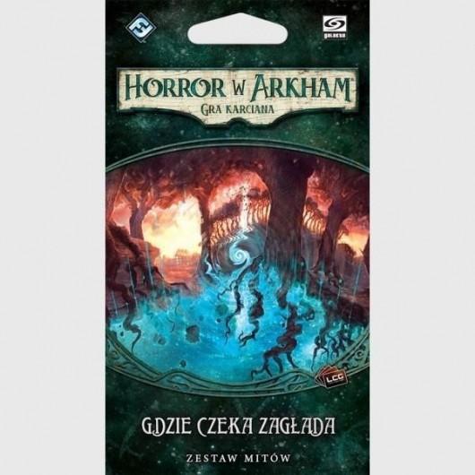 Horror w Arkham LCG: Gdzie czeka zagłada GALAKTA