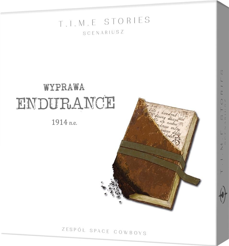 T.I.M.E Stories: Wyprawa Endurance REBEL