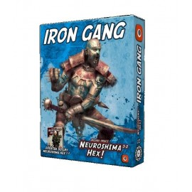 Neuroshima HEX 3.0: Iron Gang PORTAL