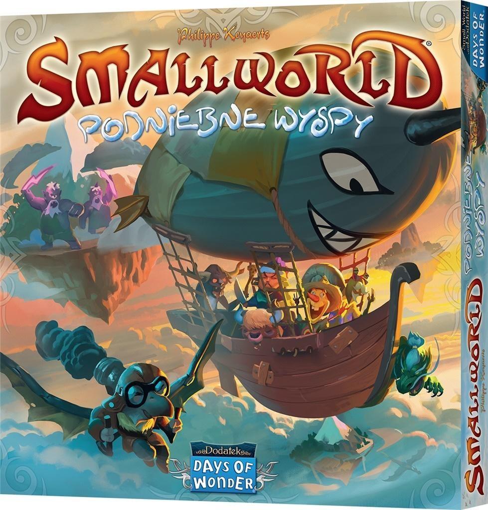 Small World: Podniebne Wyspy REBEL