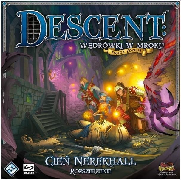 Descent: Cień Nerekhall GALAKTA
