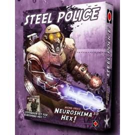 Neuroshima Hex 3.0: Steel Police PL/ENG PORTAL