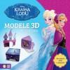Modele 3D do złożenia. Kraina Lodu