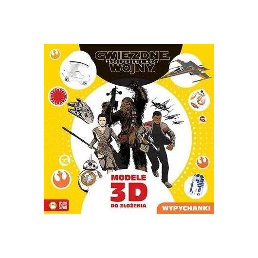 Star Wars.Przebudzenie mocy. Modele 3D do złożenia