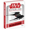 Star Wars. Ostatni Jedi. Książka z modelem