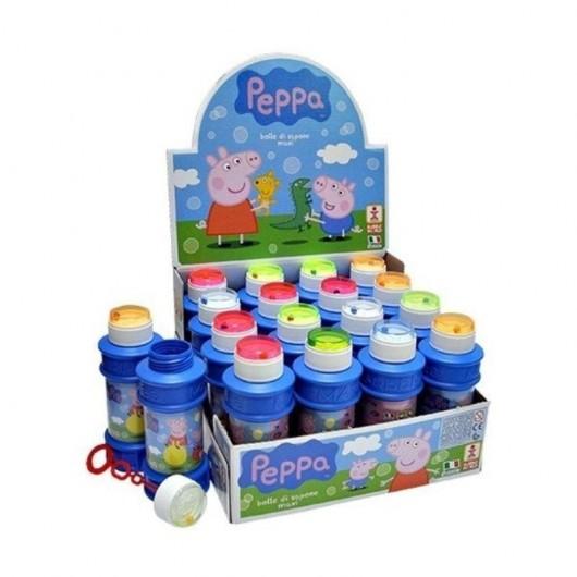Bańki mydlane Peppa Pig 175ml (16szt)