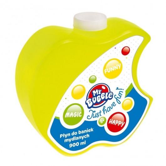 Płyn do baniek mydlanych 900ml jabłko