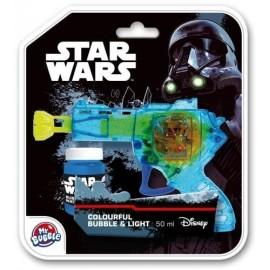 Bańki mydlane 50ml Star Wars pistolet