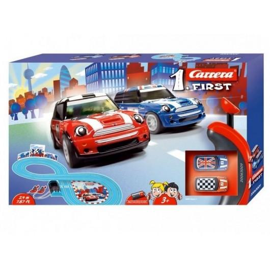 Carrera 1. First - Mini Cooper