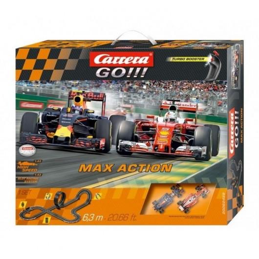 Carrera GO!!! - Max Action