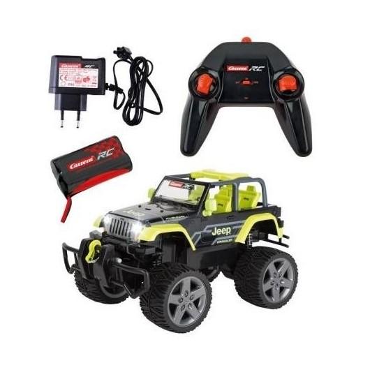 Carrera RC - Jeep Wrangler Rubicon