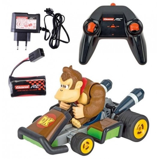 Carrera RC - Mario Kart Donkey Kong - Race Kart