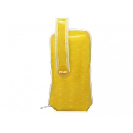 Multipiórnik owalny Look żółty MILAN