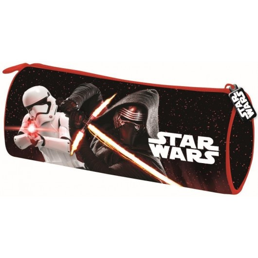 Piórnik tuba Star Wars Epizod VII Red