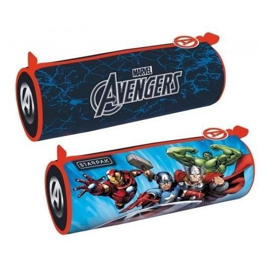 Piórnik tuba Avengers II