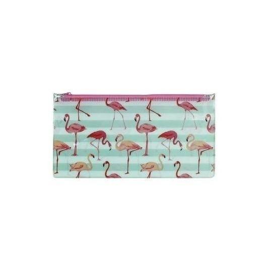 Piórnik Flamingi