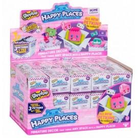 Shopkins HappyPlaces S2 Niespodzianka 3-pak(30szt)