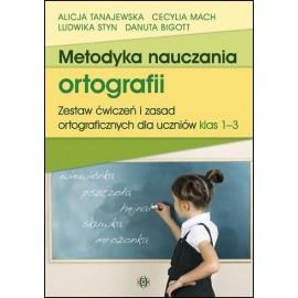 Metodyka nauczania ortografii SP 1-3