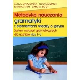 Metodyka nauczania gramatyki SP 1-3