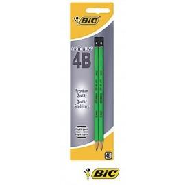 Ołówek 4B bls 2szt BIC