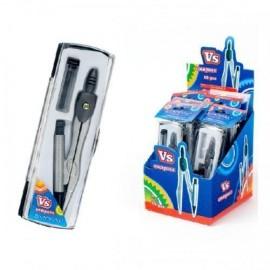 Cyrkiel metalowy + ołówek automatyczny