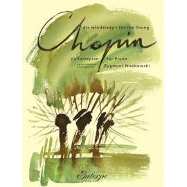 Chopin dla młodzieży na fortepian solo