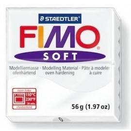 Masa Fimo Soft 56g 0 biały