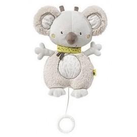 Maskotka z pozytywką i LED Koala 26 cm