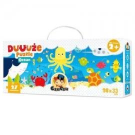 Duuuże puzzle Ocean