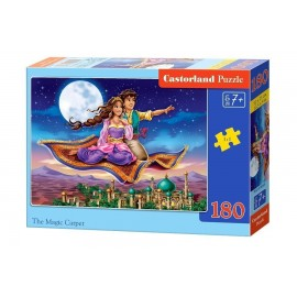 Puzzle 180 The Magic Carpet CASTOR