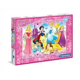 Puzzle 104 Księżniczki- Roszpunka