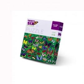 Puzzle 300 - Motyle