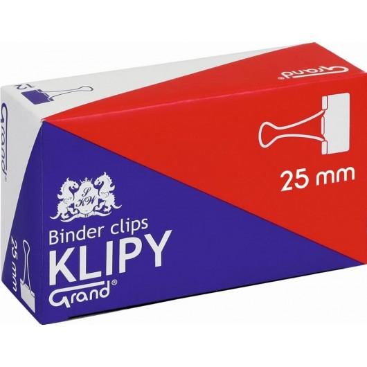 Klipy 25mm GRAND
