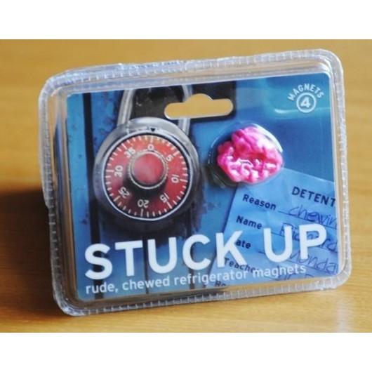 Śmieszne magnesy - gumy do żucia