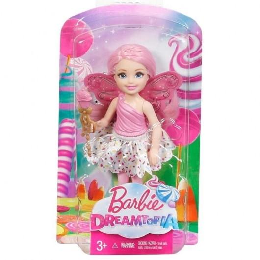 Barbie Dreamtopia. Chelsea wróżka Babeczkowa