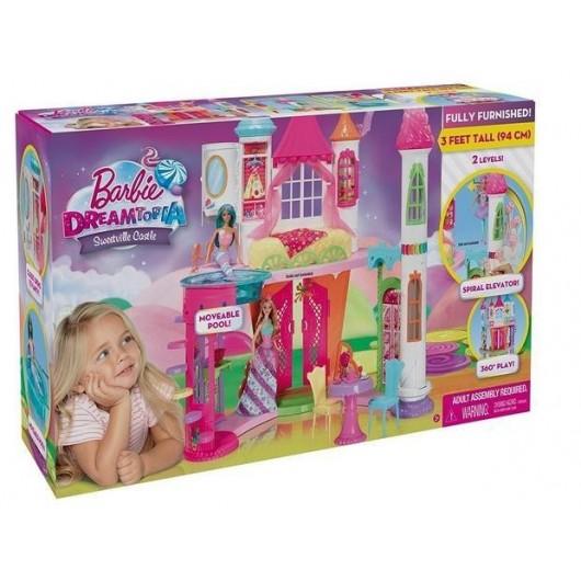 Barbie. Pałac Krainy Słodkości